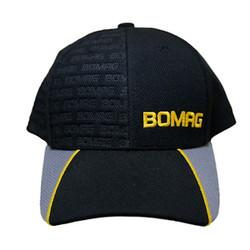 Bomag Baseball Cap Black-Grey