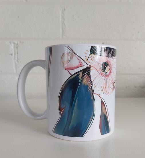 Gum Blossom's Mug