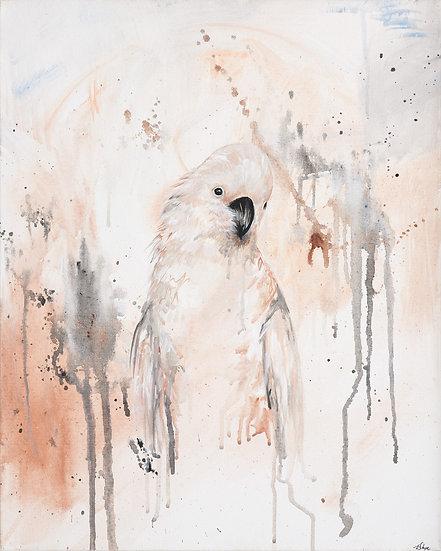 Mina The Cockatoo Print