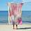 Thumbnail: Flamingo Sand Free Beach Towel