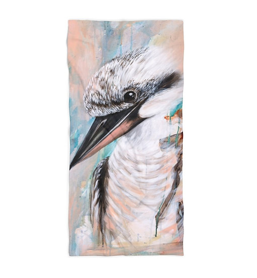 Cookie The Kookaburra Sand Free Beach Towel