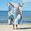 Thumbnail: Tropics Sand Free Beach Towel