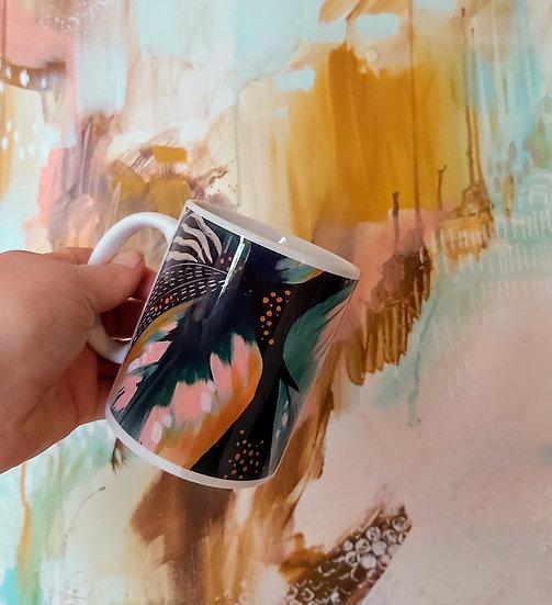 Flourish Mug