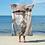 Thumbnail: Kookaburra Sand Free Beach Towel