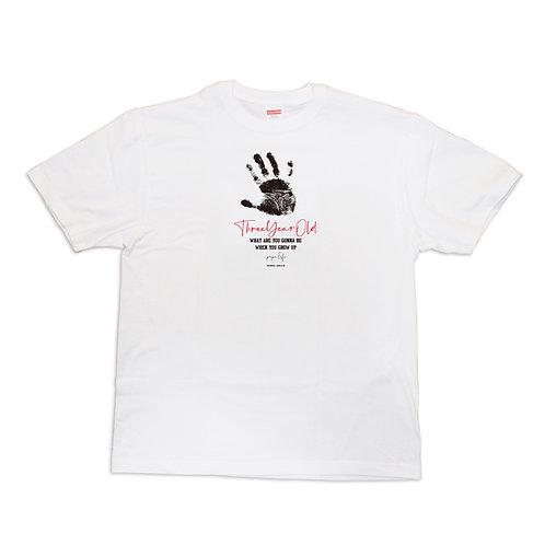 世界で一番可愛い手形・足形Tシャツ