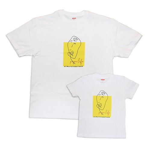 世界で一番愛のこもった親子ペアTシャツ