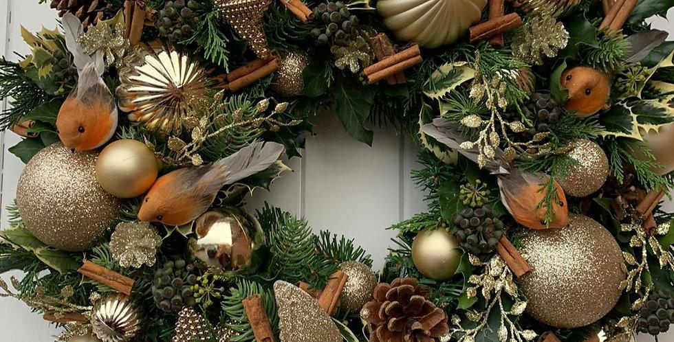 Golds - Wreath B