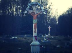 kríž pri kostole