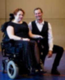 Team NIBO - Nina Breum Jensen og Bo Christiansen