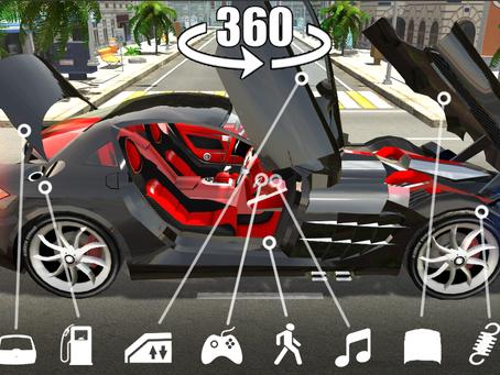 """New Game """"Car Simulator McL"""""""
