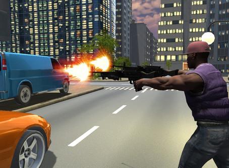 "New Game ""Real Crime Simulator Grand City"""