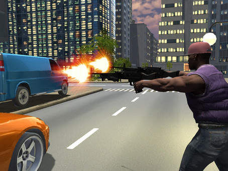 "New Game ""Real Crime Simulator Grand City"""