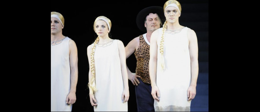 Gretchen in FaustIn and Out/Der Tragödie zweiter Teil