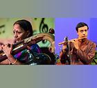 Vid. Geetha Ramanand (Veena) & Vid. Mysore V. Vamshidhar (Flute)
