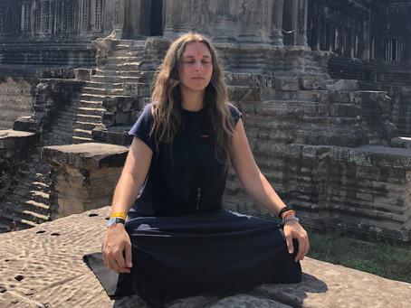 """Cо 2 по 13 ноября. Онлайн-курс с Йоги Лакшминатх """"Пранаяма и медитация"""""""