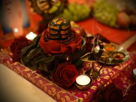 6 февраля 2016 г., Москва. Шива-пуджа, мантра и медитация
