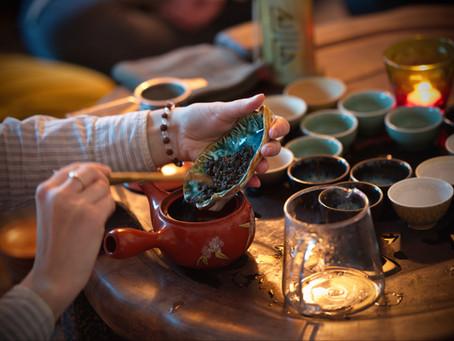 Чайный сатсанг «Гуру и ученик», 20 января 2019 г. в Москве