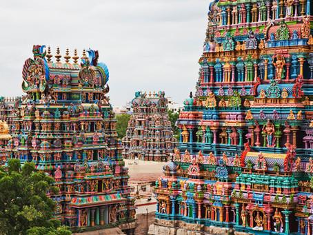 4-16 ноября 2018 г, Индия. Йога-путешествие в Южную Индию
