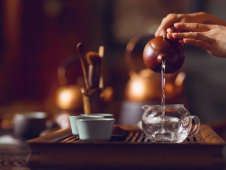 7 ноября в 16:00. Чайный сатсанг с Учителями Традиции Натхов