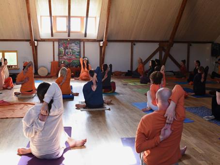 4 Декабря 2016 г., Москва. Углубленное практическое занятие по хатха-йоге