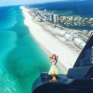 #sunny #beaches & a dancing hula girl to