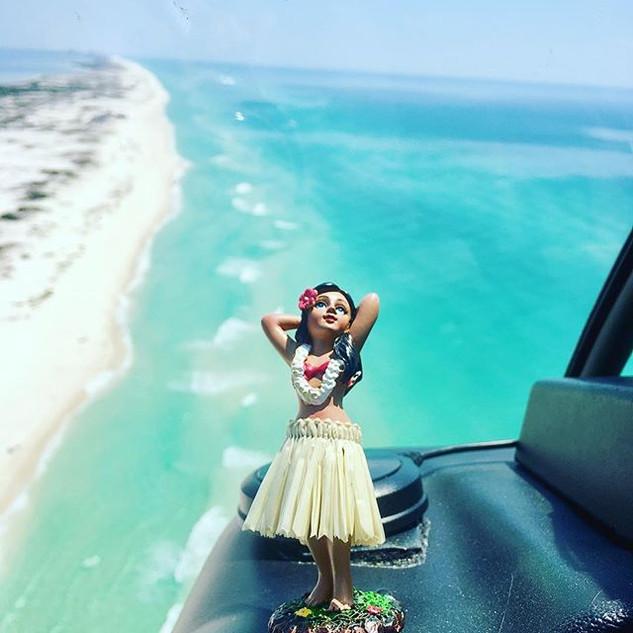 Aloha! From our favorite little _Hula Gi