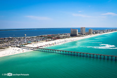 Perdido Key Tour with Hang Ten Helicopters