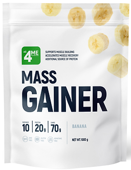 4Me Nutrition MASS GAINER 1000г