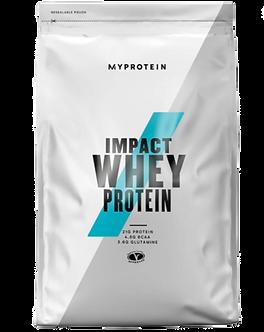 MyProtein Impact Whey Protein (1000г)