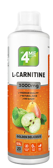 4Me Nutrition L-carnitine 3000мг (500мл)