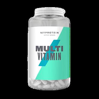 MyProtein Multi Vitamin Active Woman (120таб)