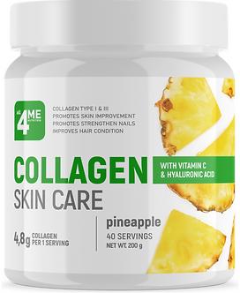 4Me Nutrition Collagen +hyaluronic acid +vitamin C (200г)