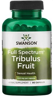 Swanson Tribulus 500 мг (90капс)