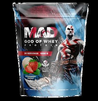 MAD God of whey (1 кг)
