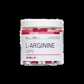 Level Up L-Arginine (240капс)