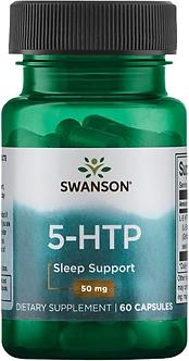 Swanson 5-HTP 50mg (60капс)