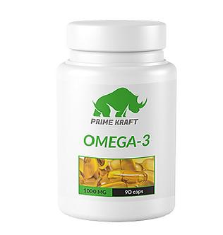 PRIME KRAFT Omega-3 1000мг (90капс)