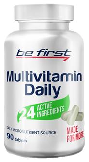 Be First Multivitamin Daily (90таб)