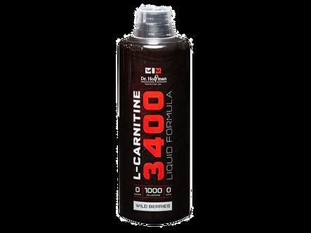 DR.HOFFMAN L-Carnitine 3400 мг (1000 мл)