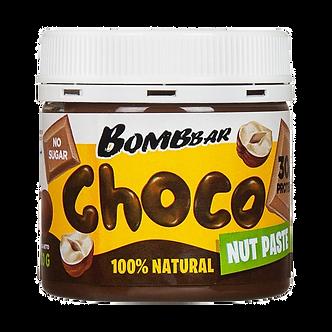 Bombbar  шоколадная паста с фундуком (150г)