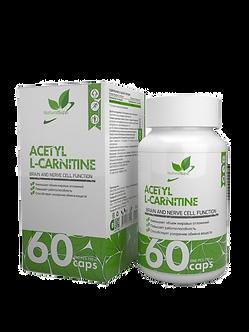 NaturalSupp L-Carnitine 750 мг (60капс)