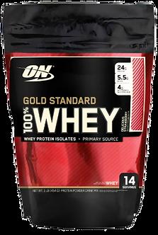 Optimum Nutrition Gold Standard 100% Whey (454г)