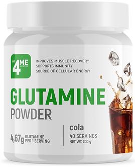 4Me Nutrition Glutamine (200г)