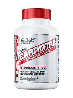Nutrex Lipo-6 Carnitine (60таб)