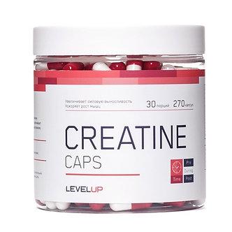 Level Up Creatine caps  (270капс)