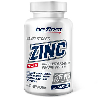Be First Zinc (120капс)