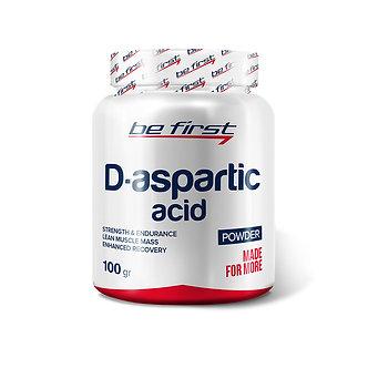Be First D-aspartic acid powder (100г)