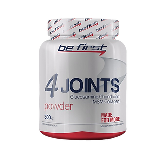 Be First 4joints Powder (300г)