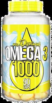 MR. DOMINANT Omega-3 1000мг (90капс) (срок 05.21)