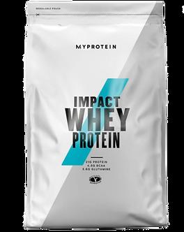 MyProtein Impact Whey Protein (2500г)